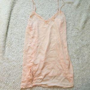 UO Slip lingerie dress